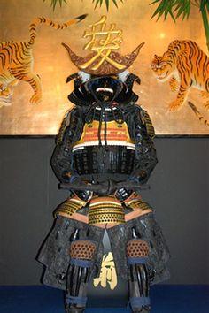 15th Century Samurai Armor.