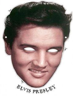 Free Printable Character Face Masks                                                                                                                                                                                 More