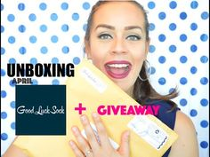 Good Luck Sock-April- UNBOXING |boxing unboxing