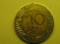 10 markkaa 1993, metso- pihlajanoksat, R116