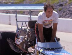 Big Daddy at the Grandnationals 1978