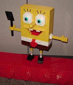 Spongebob Lego Pants