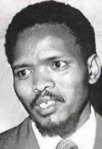 Steve Biko of the Black Consciousness Movement, 1946-1977  Steve Biko Killed by the Apartheid Regime on September 12, 1977 by panafnewswire, via Flickr