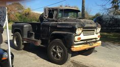 1959 Chevy LCF (low cab forward) 2 ton truck