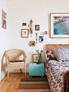 Keltainen talo rannalla: Kolme mielenkiintoista kotia