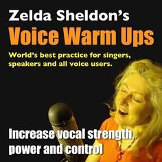 How to Sing Better ~ Gentle Voice Warm Ups.