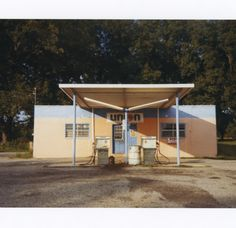 Pictures by William Christenberry