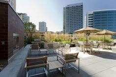South Lake Union. Working to become one of America's first LEED Certified neighborhoods.