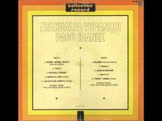 Paco Ibáñez 1974- Atahualpa Yupanqui