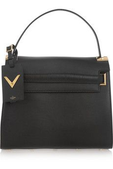 Valentino My Rockstud leather tote | NET-A-PORTER