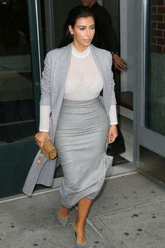 284a79f3c42 Kim Kardashian Photos Photos  Kim Kardashian and Kanye West Out in NYC