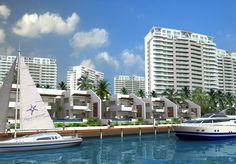 Property Search, Real Estate Investing, Riviera Maya, Property Listing, Tulum, Marina Bay Sands, San Francisco Skyline, Building, Beach