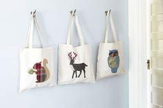 Animal Tote Craft