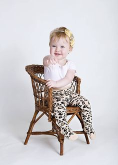 leopard print baby tights by diddywear   notonthehighstreet.com