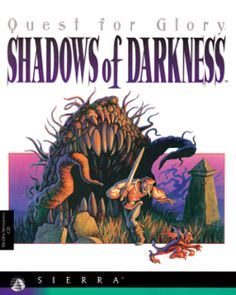 quest for glory shadows of darkness - Google Search