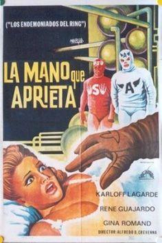 La Mano que Aprieta (1966) The #Clutching Hand