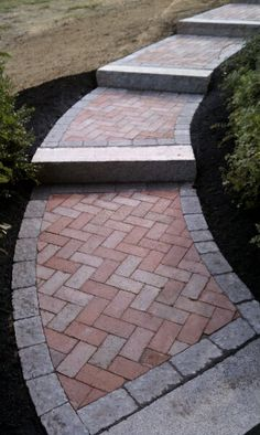 Holland Paver S With Gray Edge