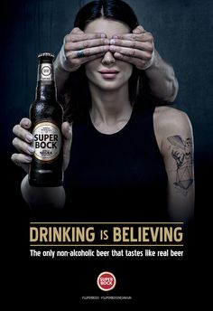 Super Bock: Drinking is believing 2