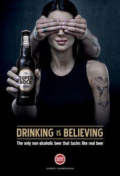 Super Bock: Drinking is believing 2