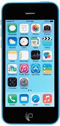 1d858337f Apple iPhone 5c 32GB (Blue) - Unlocked Review Iphone 5c Blue, Buy Apple