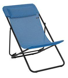 Bleu Pantone, Outdoor Chairs, Outdoor Furniture, Outdoor Decor, Tube Acier, Spirit, Home Decor, Color Of The Year, Blue Armchair