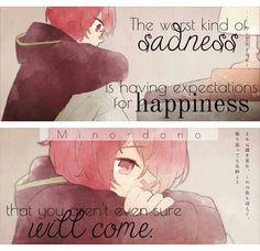 A Happy End No One Knows || Mino-dono
