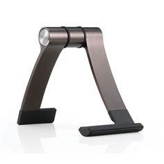 Cooler Master JAS mini, puhelin/tablet-teline, ruskea - Jimms.fi