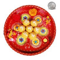 This Diwali, gift a pooja thali full of good wishes to your dear ones with Rediff Shopping. We have Amazing collection collection of designer Pooja thalis, Dryfruit thalis and mithais thalis. Get Assured Delivery with Free shipping and COD anywhere in india.