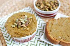 Pistachio Pumpkin Seed Butter