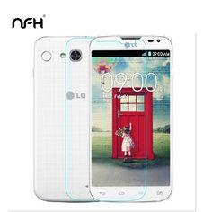 프리미엄 IST 0.3 미리메터 9 H 2.5D 강화 유리 필름 LG L90 듀얼 SIM 방폭 화면 보호기 청소 키트