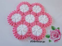 Easy Crochet Patterns, Baby Knitting Patterns, Teapot Cover, Crochet Tablecloth, Yarn Shop, Crochet Videos, Vintage Patterns, Doilies, Diy And Crafts
