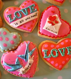 Amore by nice icing, via Flickr