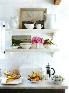Elegant Kitchen Styling Ideas