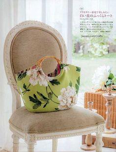 Kamakura Swany Bags and Pouches Japanese Sewing Pattern Book Kamakura, Diy Bags Patterns, Apron Patterns, Dress Patterns, Japanese Sewing Patterns, Diy Bags Purses, Japanese Quilts, Brown Bags, Pattern Books