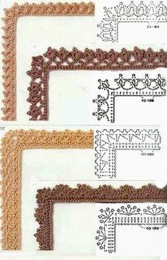 Bordi crochet