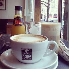 Coffee break by Einstein Kaffee ;-)  @r_kamaletdinov (Rafael Kamaletdinov) - #instagram  #webstagram