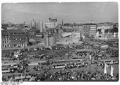 Berlin Alexanderplatz 1951