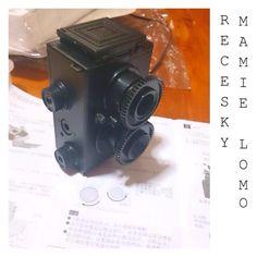 Recesky : twin lens DIY kit