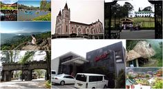 Top 10 of the Tourist Spots in Baguio City
