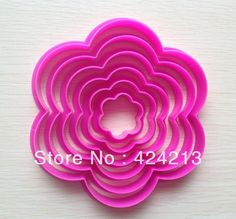 Cheap decorating tool set, Buy Quality decor tools directly from China craft china Suppliers: 6pcs flower shape cake cookies machine plunger paste sugar craft decorating toolsItem DescriptionMater