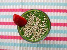 The Green Goddess Smoothie - Rosanna Davison Nutrition Green Smoothie Recipes, Juice Smoothie, Green Smoothies, Health Diet, Health And Wellness, Green Goddess Smoothie, Paleo Recipes, Cooking Recipes, Healthy Options