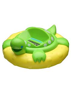 Aquatopia Safety Audible Bath Thermometer & Alarm - Turtle: Make bath time safe time! The easy to use Safety Bath Time Audible Thermometer eliminates hazardous guesswork by constantly and accurately measuring the bath water temperature every 2 seconds. Baby Registry Items, Baby Items, Gift Registry, Mom And Baby, Baby Love, Baby Baby, Green Turtle, Babies R Us, Babies Stuff