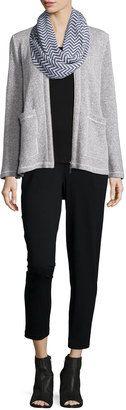 Eileen Fisher Twisted Two-Zip Short Jacket - Shop for women's Jacket
