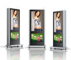 Bathroom Sign Mockup digital signage monitor mockup | display mockups | pinterest
