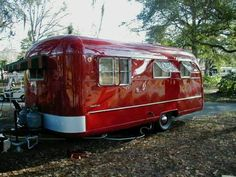 Restored Airstream