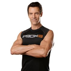 Tony Horton, the trainer behind the at-home fitness phenomenon has already helped millions of people get fit and lose weight. This month, Horton introduced a brand-new, accelerated workout Fitness Facts, Fitness Diet, Fitness Motivation, Health Fitness, Fitness Expert, Fitness Fun, Workout Fitness, Tony Horton, P90x