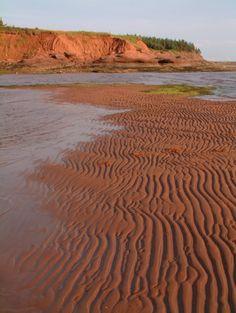 the red sands of Prince Edward Island Canada 52 by dugspr — Home for Good, via… Ottawa, Pei Canada, Canada Eh, All About Canada, Red Sand Beach, Prince Edward Island, Atlantic Canada, Kayak, Destinations
