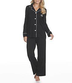 Lauren Ralph Lauren Hammond Knit Pajamas #Dillards