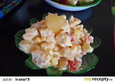 Potato Salad, Macaroni And Cheese, Potatoes, Ethnic Recipes, Food, Diet, Pineapple, Mac And Cheese, Potato