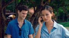 Justin Bartha and Jamie Chung in The Hangover Part II Justin Bartha, Hangover, Legendary Pictures, Jamie Chung, Warner Bros, Couple Photos, Couples, People, Couple Pics